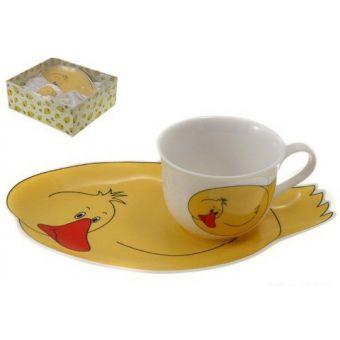 Чайный набор Утята (264-022)