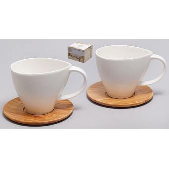 Чайные чашки Naturel, 2 шт.