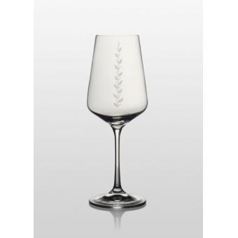 Бокалы для розового вина Sandra, 6 шт (38-02-350-6-069)