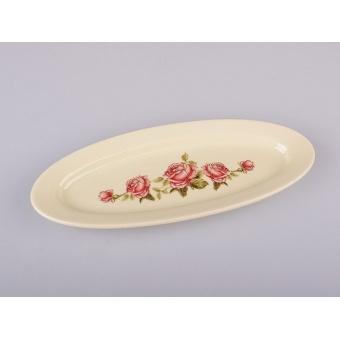 Блюдо для рыбы корейская роза (388-315)