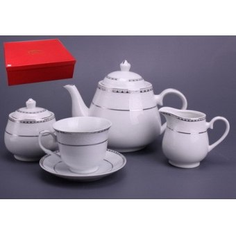 Чайный набор 15 предметов (389-002)