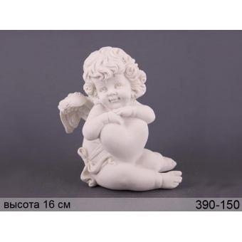 Фигурка Ангел с сердцем (390-150)
