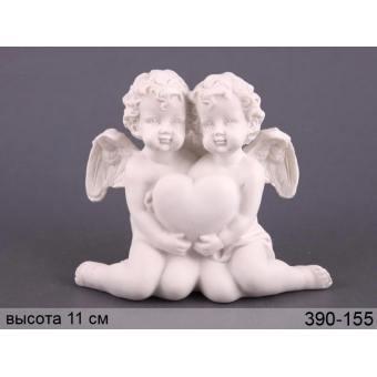 Фигурка Ангелы с сердцем (390-155)