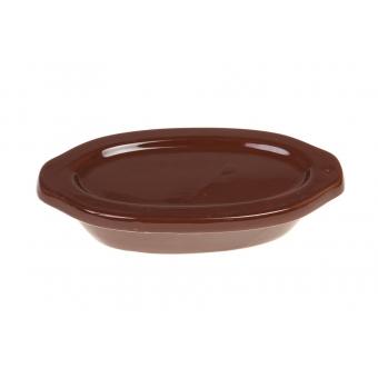Блюдо для запекания и хранения с крышкой радуга (398-110)