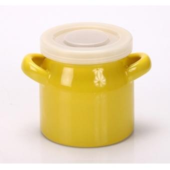 Емкость для хранения с крышкой сметанник (398-111)