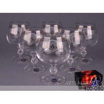 Набор бокалов для коньяка Claudia (400-080)