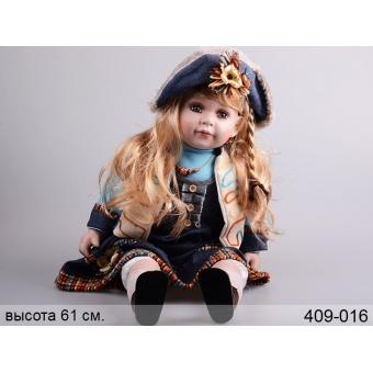 Кукла коллекционная полли