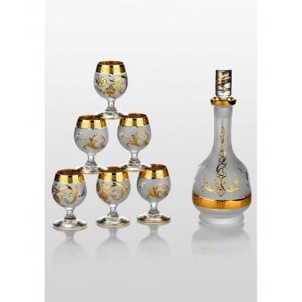 Prestige набор для бренди Arabesque gold (6+1) (41-039)