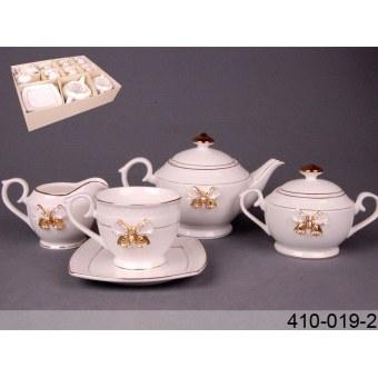 Чайный сервиз Принцесса, 15 пр. (410-019-2)