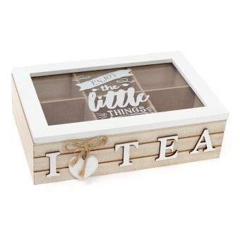Коробка для чая I LOVE TEA (443-540)