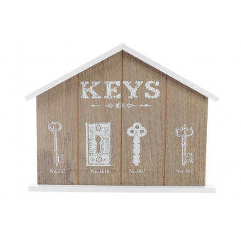Ключница деревянная Keys (443-547)