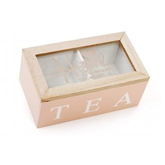 Коробка для чая TEA (443-554)