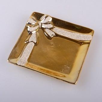 Блюдо декоративное Подарок (464-036)