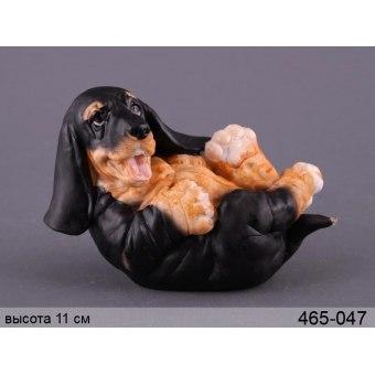 Фигурка декоративная собака (465-047)