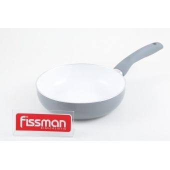 Сковорода глубокая с индукционным дном RUMBA 20 см (AL-4690.20)