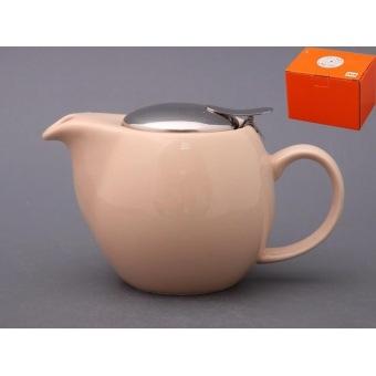 Чайник заварочный с металлической крышкой (470-003)
