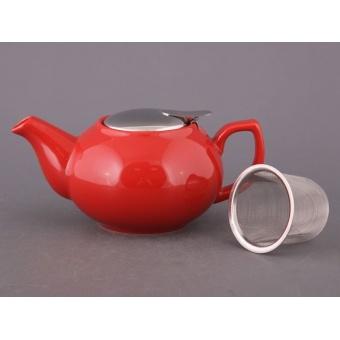 Чайник заварочный с металлической крышкой (470-011)
