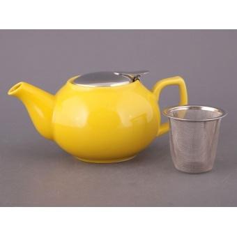 Чайник заварочный с металлической крышкой (470-012)