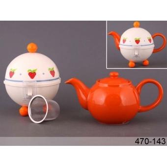 Чайник заварочный с колпаком (470-143)