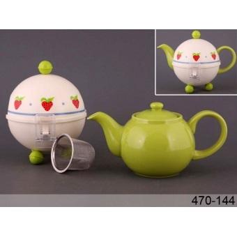 Чайник заварочный с колпаком (470-144)
