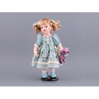Кукла фарфоровая татьяна