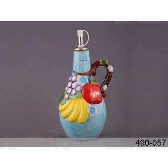 Емкость для масла фрукты (490-057)