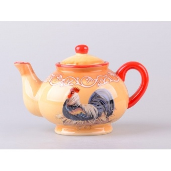 Чайник заварочный петух, 1250 мл (490-223)