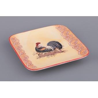 Блюдо петух (490-236)