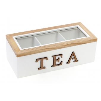 Коробка для хранения чая TEA (493-701)