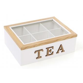 Коробка для чая TEA (493-702)