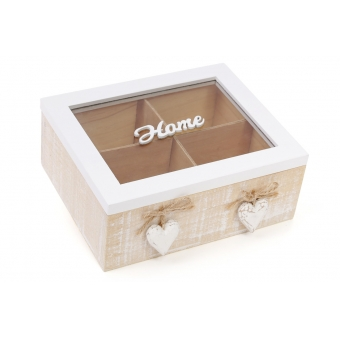 Коробка для хранения чая Home (493-705)