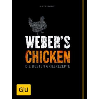 """Книга рецептов WEBER """"Weber: курица"""" (50048)"""