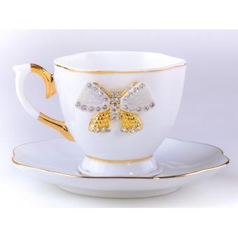 Кофейный набор Принцесса, 2 пр. (55-2304)
