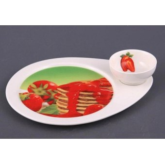 Блюдо с соусником (263-480)