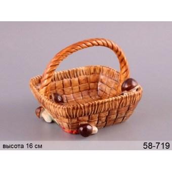 Салатник Грибная поляна (58-719)