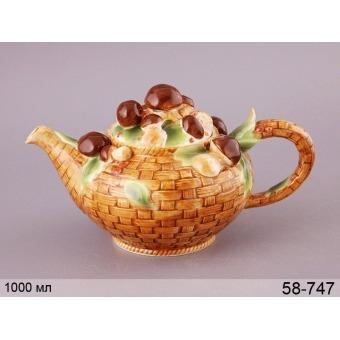 Чайник Грибная поляна (58-747)