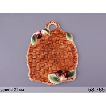 Блюдо Грибная поляна (58-765)