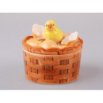 Банка для сыпучих продуктов Цыпленок (58-911)