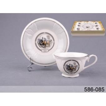 Кофейный набор фаетон 12 пр. (586-085)