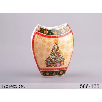 Декоративная ваза Ёлка (586-166)
