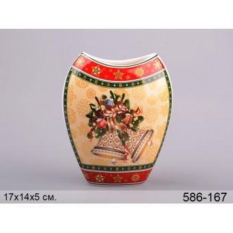 Декоративная ваза Колокольчики. (586-167)