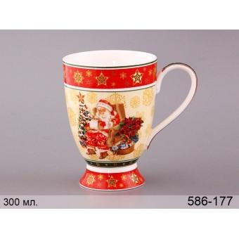 Кружка Новогодняя коллекция (586-177)