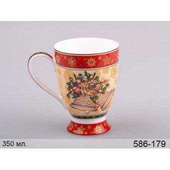 Кружка Новогодняя коллекция (586-179)