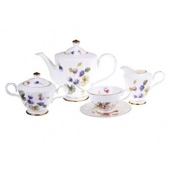 Чайный сервиз Ягодки (586-312)