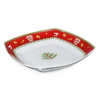 Блюдо Christmas collection (586-332)