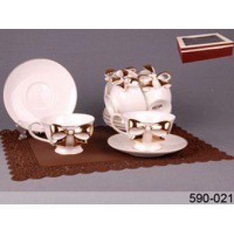 Чайный сервиз Мери, 12 пр. (590-021)