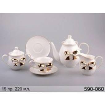 Чайный сервиз Мери, 15 пр. (590-060)
