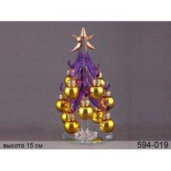 Декоративная новогодняя елка (594-019)