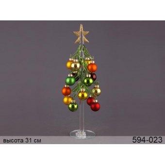 Фигурка декоративная елка (594-023)