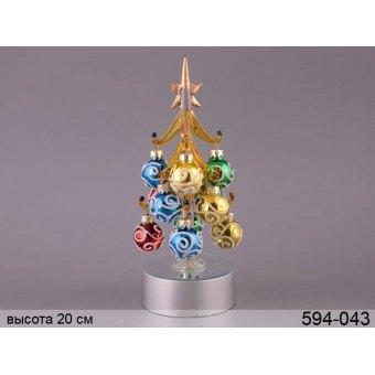Декоративная ёлка с подсветкой (594-043)
